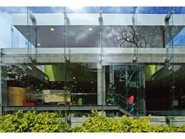 Viridian Architectural Glass - Structural Glazed Systems™