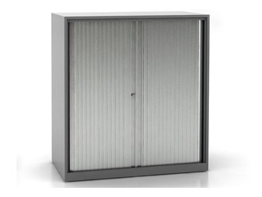 Tambour Door Storage Cabinets - Satellite Tambour Storage Cabinets