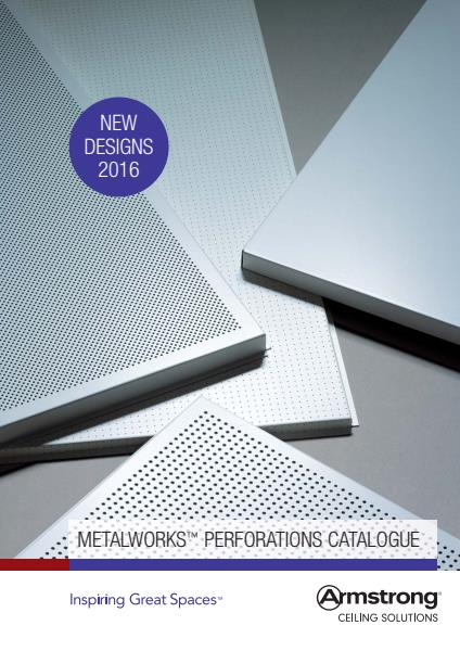 MetalWorks Perforations Catalogue