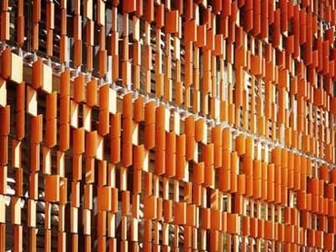 Moeding Terracotta Facade From Sgi Architectural Is A