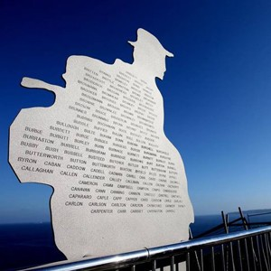 Newcastle Memorial Walk by EJE Architecture opens for ANZAC Day 2015
