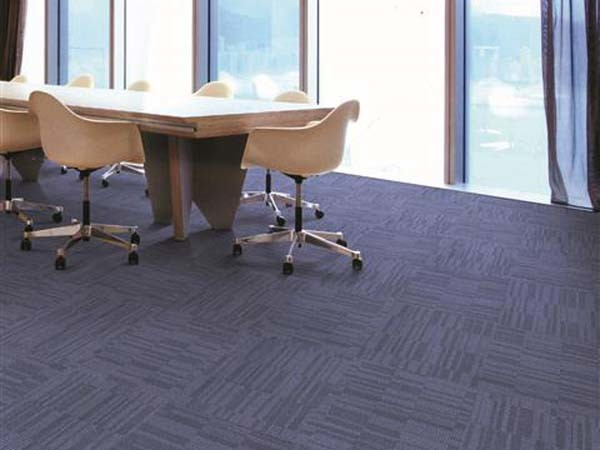 Enviratile's Designer Series carpet tiles