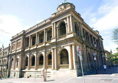 Newcastle Post Office Developer Goes Bust Architecture