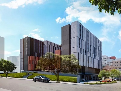 Plans Revealed For Prince Of Wales Hospital S 720 Million