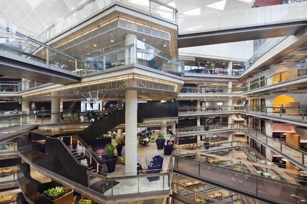 Nab Docklands Building Design