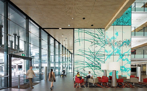 Gold Coast University Hospital By Aurecon And Jacobs Wins