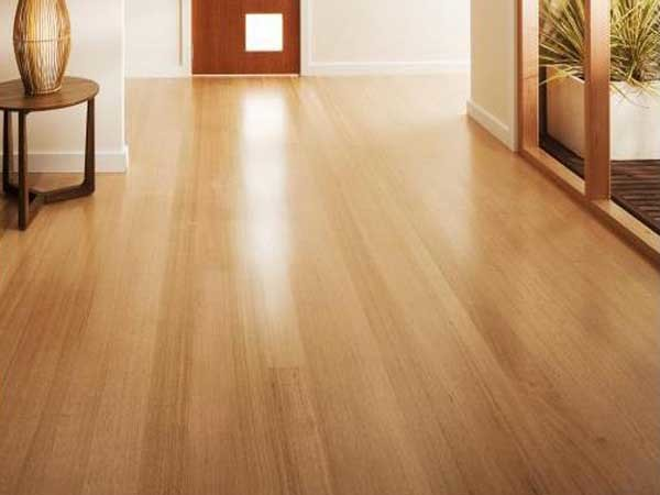 Cabot's CFP Water Based Matt finish is an easy way to lift timber floors