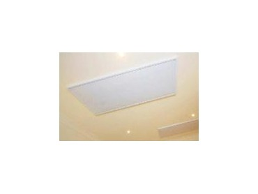 Heat On Ceiling Mounted Far Infrared Radiant Heaters From