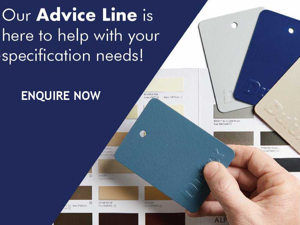 Dulux Powder Coatings Advice Line
