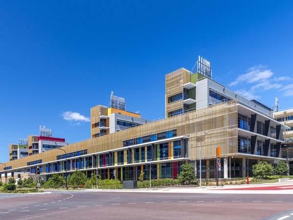 Sunshine Coast Hospital Wins At Regional Architecture