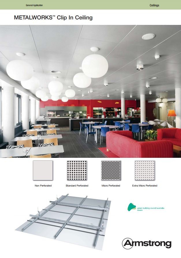 armstrong ceiling grid installation guide