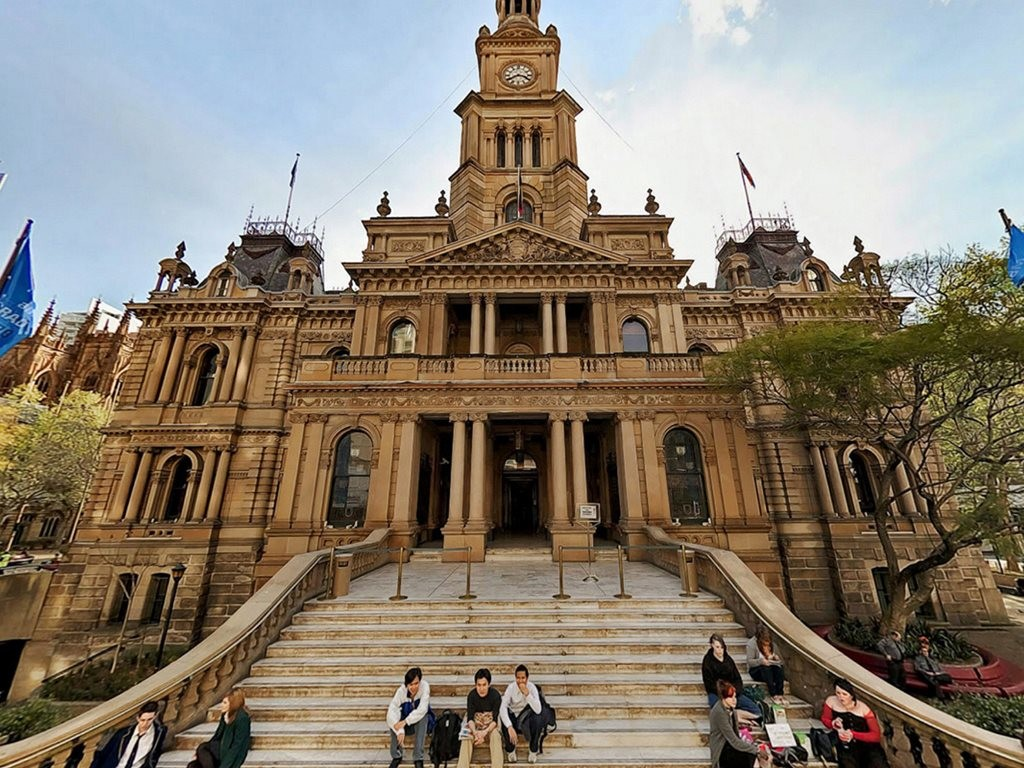 Sydney Town Hall Trigeneration Plant Slashes Carbon