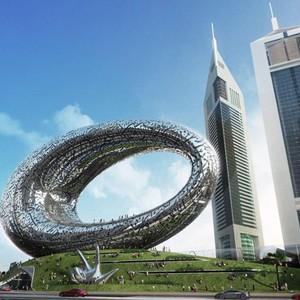 dubai s new museum of the future by architect shaun killa to be