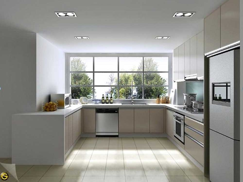 Chatswood City apartments featuring GoldenHome kitchen cabinets