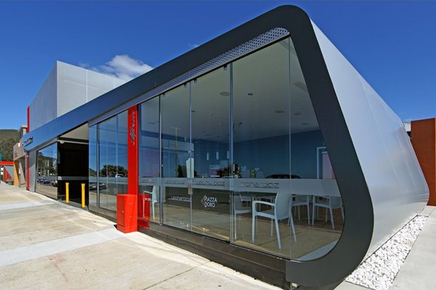 Small Commercial Building Design Images