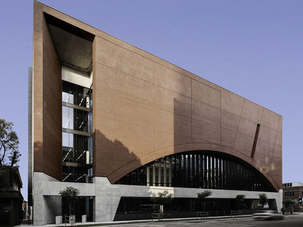 A rail operations centre that reflects Sydney's heritage