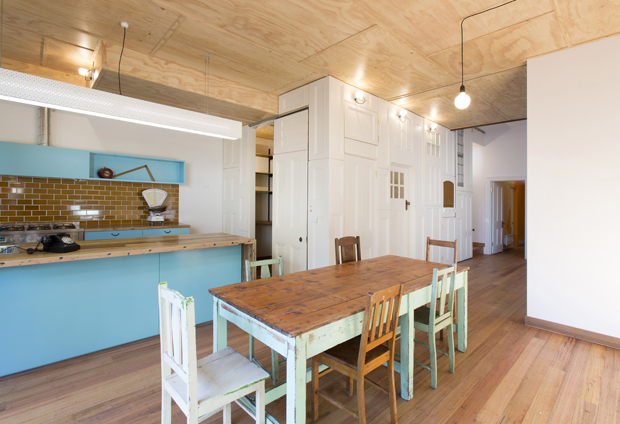 Strategic and considered, Breathe Architecture endeavoured to retain as  much of the house's existing structure as possible. Throughout the  demolition works, ...