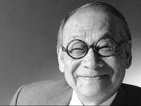 Pritzker Prize-winning I.M. Pei, who designed the Louvre's iconic crystal pyramid and Washington's National Gallery of Art, has died at the age of 102.