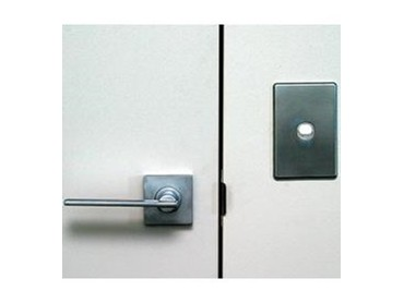Ezyjamb Flush Finish Metal Door Jambs From Drywall Direct