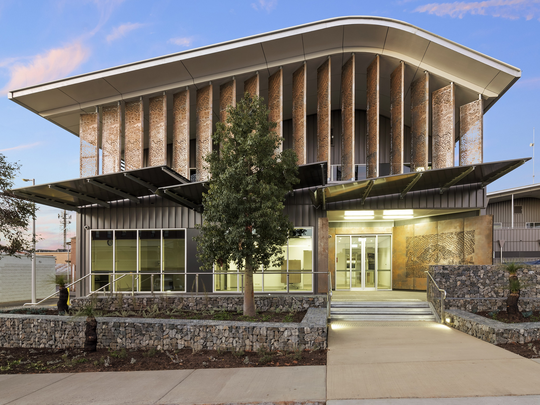 Conrad Gargett Designed Modular Hospital Opens In Broken