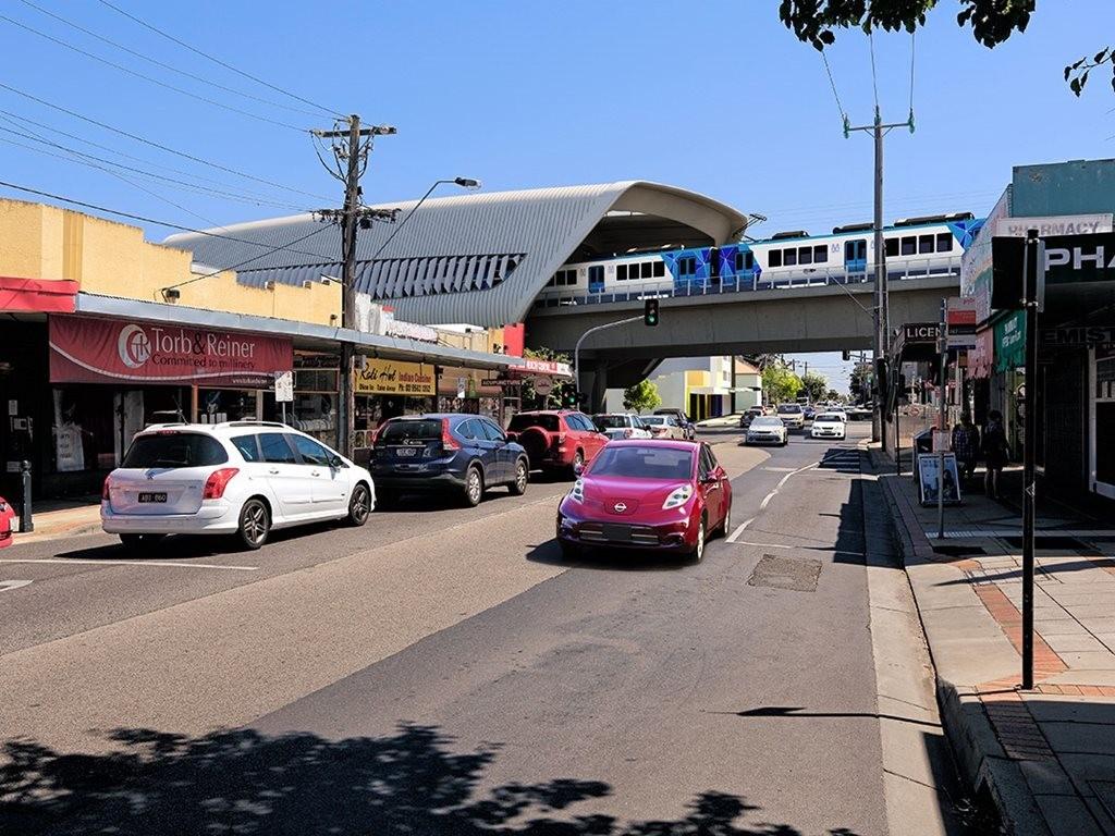 Designs Revealed For Nine New Level Crossings On Melbourne