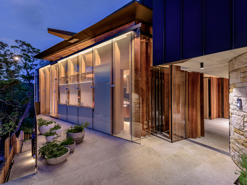 Designing a high-tech cross-laminated timber house | Architecture & Design