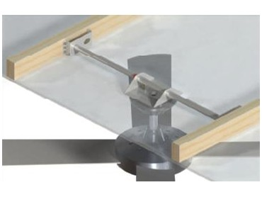 Mounting Brace For Ceiling Fan Installation Available From Hunter