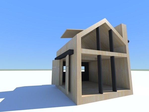 6 Crazy Cool Cubby Houses For The Kids Designed By