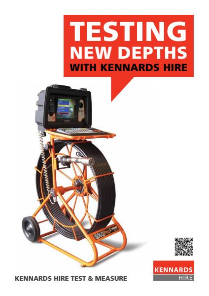 Kennards Hire Test and Measurement Catalogue