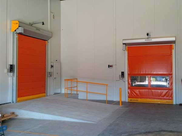 Remax's Movidor high speed rapid doors
