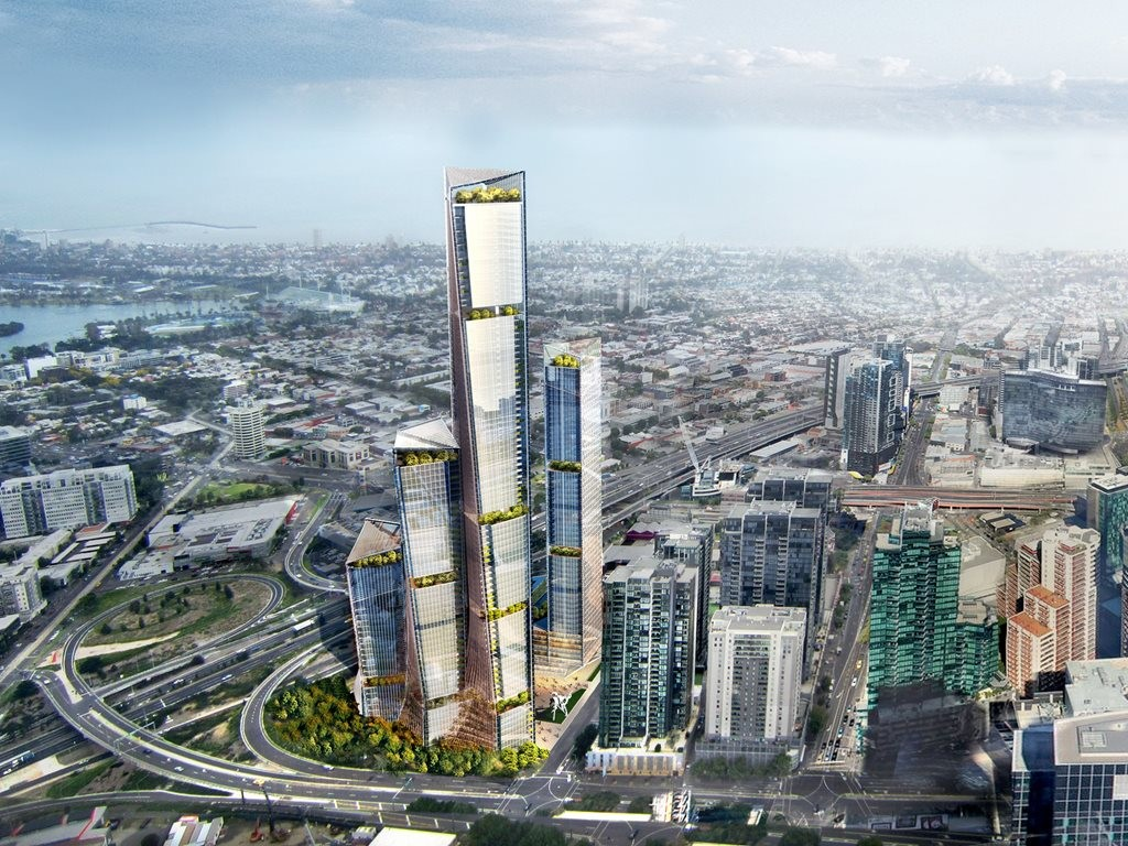 What Could Have Been Benoy Unveils Failed Competition Bid