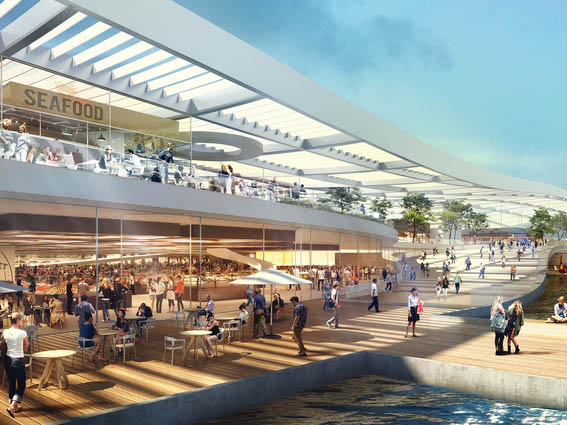 The Trouble With The Sydney Fish Market Redesign
