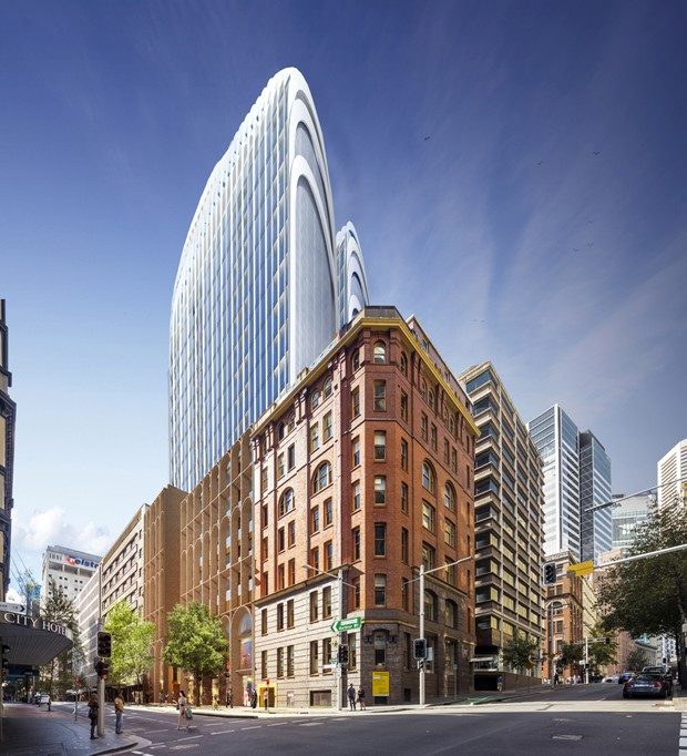 New Kent Apartments: Revitalisation Ahead With Crown's Sydney CBD Project
