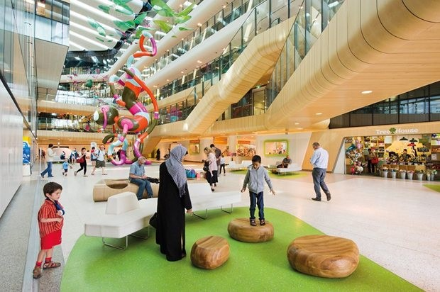 Melbourne S Royal Children S Hospital Wins Top Sustainability Award In 2012 Architecture And