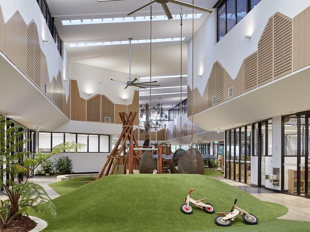 Childcare Centre Turns Brisbane Heritage Building Into