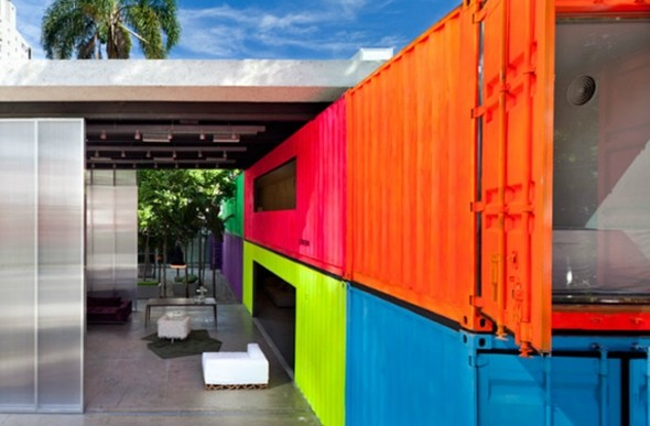 Five homes made from shipping containers | Architecture And Design