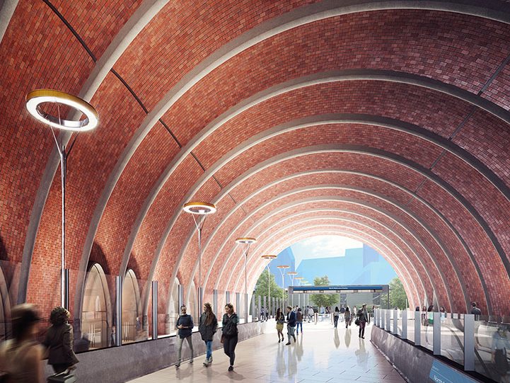 International Architects To Design Melbourne Metro Tunnel