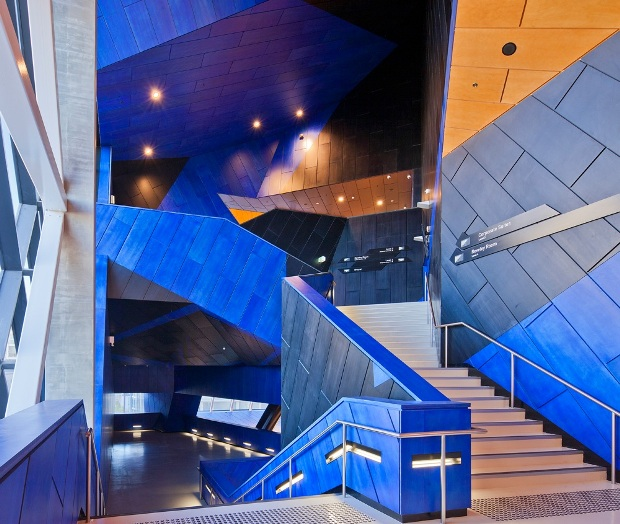 Perth Stadium Lights Youtube: Perth Arena By ARM Architecture And Cameron Chisholm Nicol
