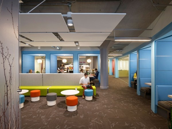 8 Technology Companies With Rather Unique Offices Architecture And Design