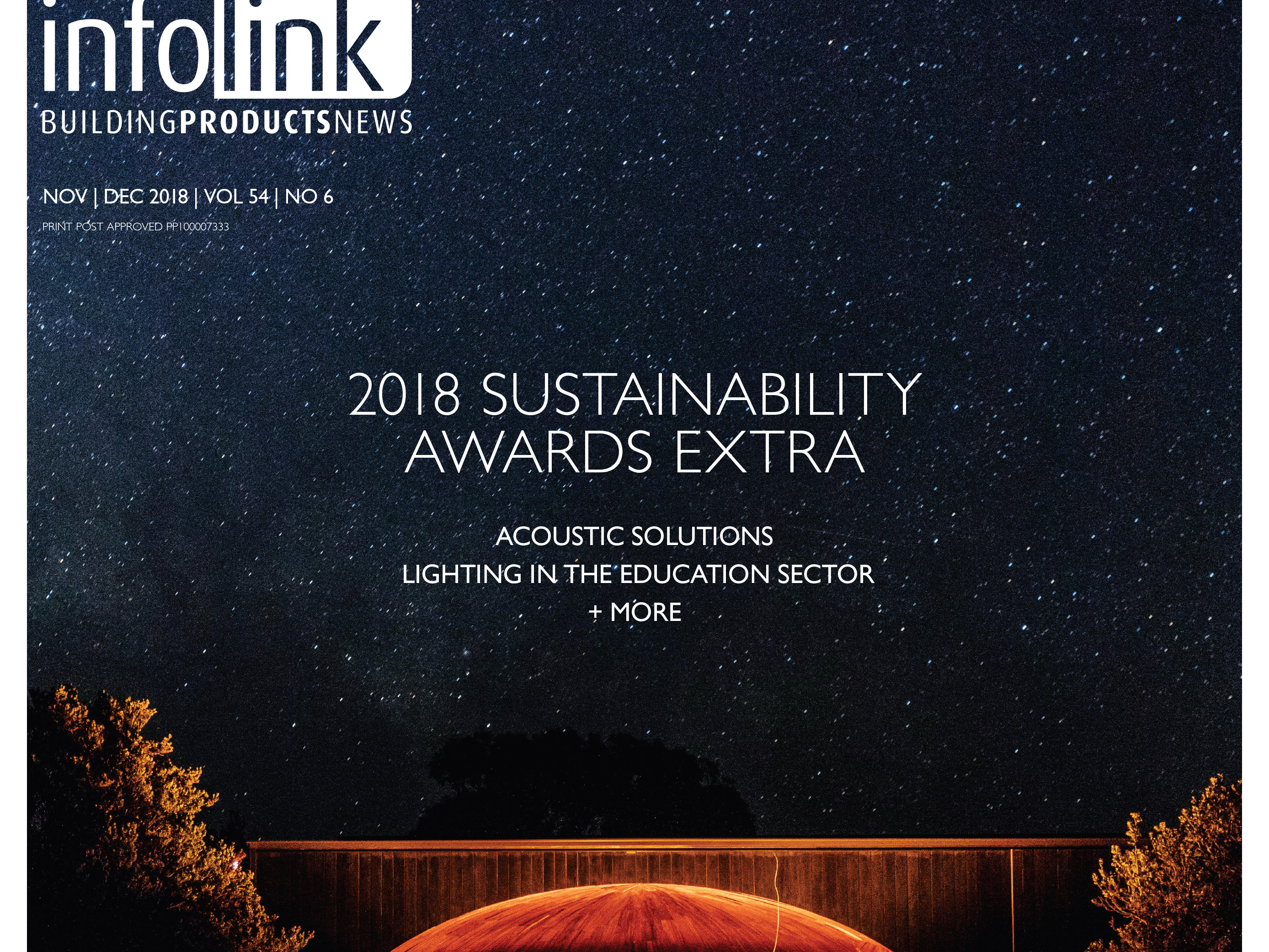 This year marks a milestone in many areas. One of those is our Sustainability Awards, which after 12 years of recognising and rewarding the AEC industry for it efforts, in 2018 have finally come of age.