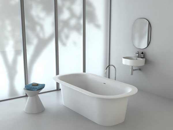 Lilli bath and basin