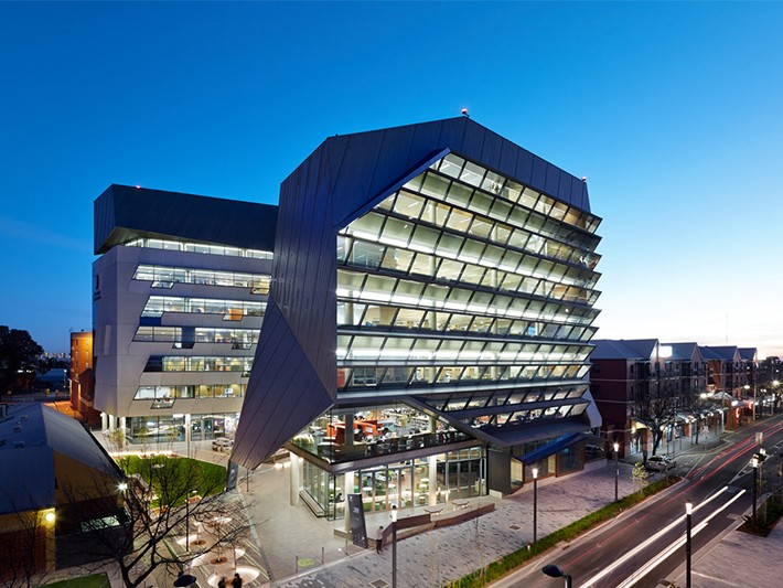 Unisa S Revolutionary Building Industry Research Bags Arup