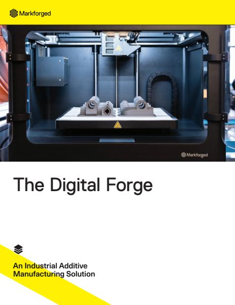 Markforged Company Brochure