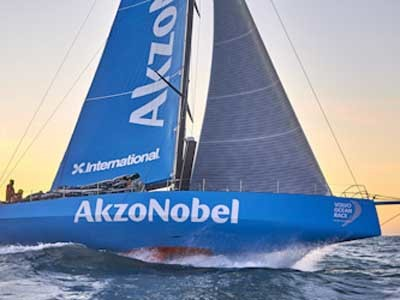 © Thierry Martinez/ team AkzoNobel/ AkzoNobel