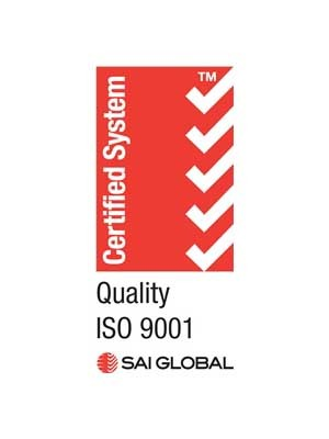 ISO 9001 is the benchmark measure of a company's quality management systems
