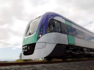 Victoria has led the way in upgrading intercity rail services with medium-speed VLocity trains that have a cruising speed of 160km/h. Image: Joe Castro/AAP