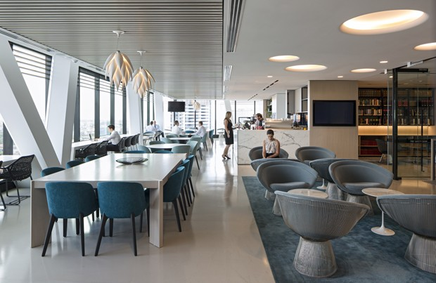 Bates smart designs workplace of the future with new corrs for Total office design 50 contemporary workplaces
