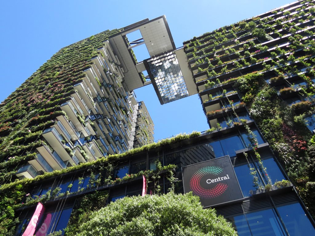 Report On Low Carbon Built Environment Finds Australia