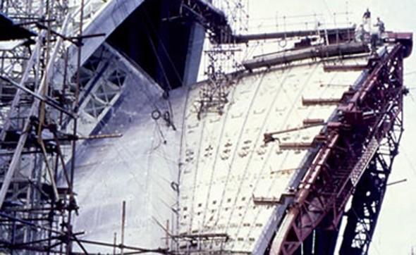 Sydney Opera House Turns 40 Architecture Amp Design