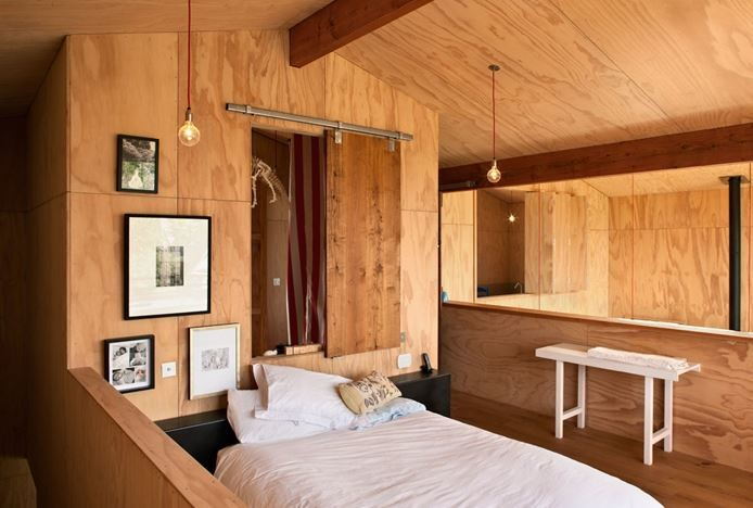 11 ways with plywood for every room and application for Room design nz
